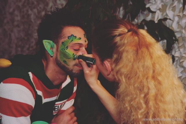 nice maquillage